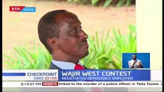 Wajir West contest down to a two-horse race |House Of Cards