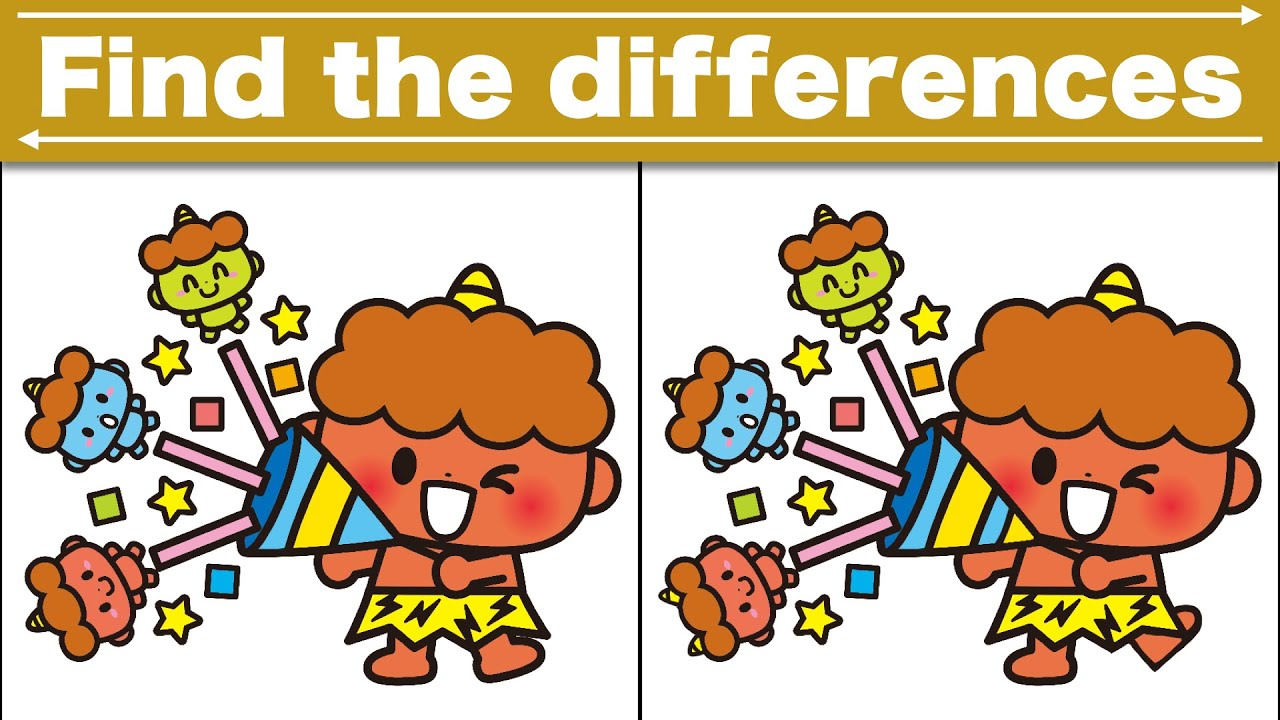 Download Find the difference|Japanese Pictures Puzzle No357
