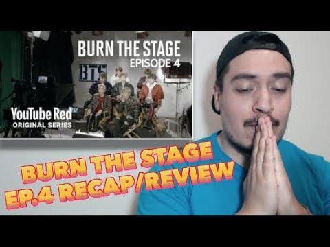 BTS Burn The Stage EP. 4 RECAP/REVIEW | JoseOchoaTV