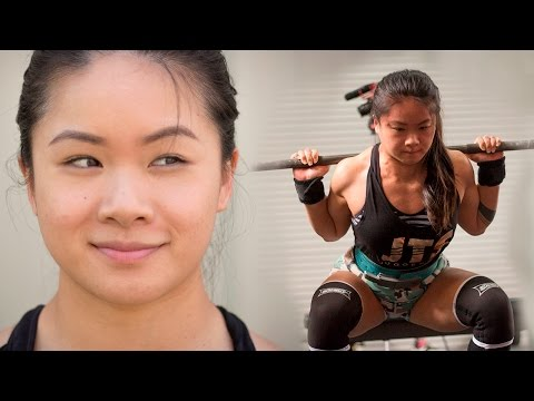 GIRLS WHO LIFT - COOKIE CALI