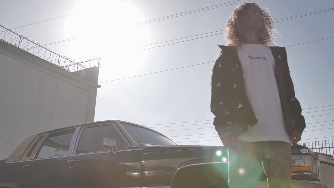 162a19b2dd8f2 Grizzly x Black Scale - BLVCK GRIZZLY Collection - YouTube
