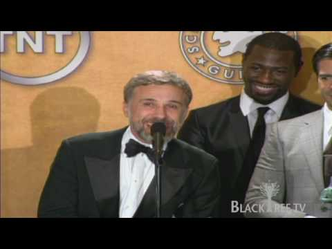 Inglourious Basterds wins Actor® for Best Ensemble Cast at SAG Awards