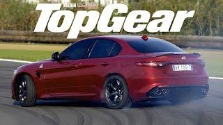 Alfa Romeo Giulia QV | TEST | TopGear Polska