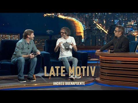 LATE MOTIV - James Rhodes y el Príncipe Gitano | #LateMotiv459
