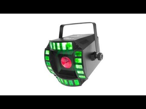 LED Multi-Color Karaoke Effect Light | Chauvet CUBIX-2.0