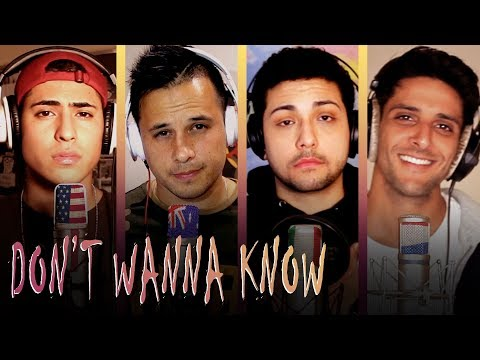 Thumbnail: Maroon 5 - Don't Wanna Know (Continuum Cover)