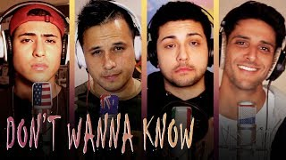 Maroon 5 - Don't Wanna Know (Continuum Cover)