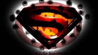 I Am No Superman - By Kenny Cederholm