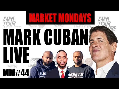 MARK CUBAN LIVE INTERVIEW: STOCKS, BUSINESS, & THE FUTURE OF DIGITAL INVESTING