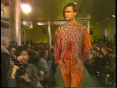 Stephen Sprouse - Fall Collection 1988