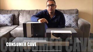 Bose Soundbar 500, Bose 500 Bass Module, & Bose Surround Speakers