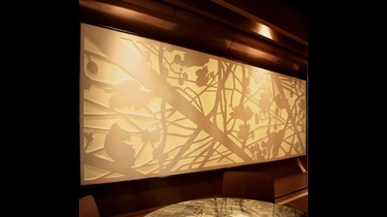 interior wall paneling interior wall paneling ideas youtube - Decorative Wall Panels Design