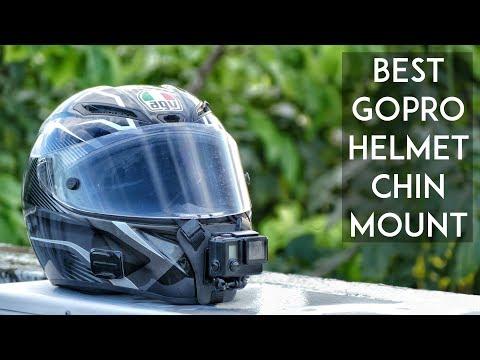 Best Gopro Motorcycle Helmet Chin Mount Sopro Mount Review Rwr