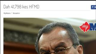 HFMD ? (Video wajib untuk anda tonton)