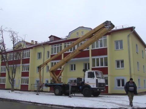 Солигорск. СТК. Госконтроль на  объекте «Реконструкция жилого дома №17 по ул. Строителей»