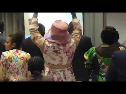 Amsterdam Revival - Day 1 (02.12.2016) - Prophet Dr. David Owuor