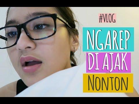 SALSHABILLA #VLOG - NGAREP DI AJAK NONTON (PALEMBANG PART1)