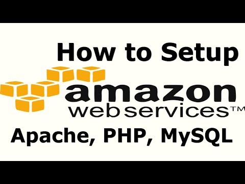 How to Setup Amazon Web Services EC2 Instance with Apache, PHP, MySQL