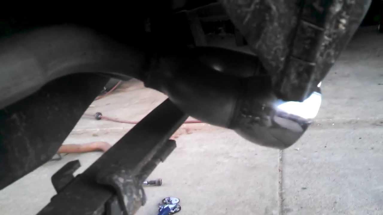 Jeep Cherokee Xj Dual Exhaust New Tips Glasspack  Sample