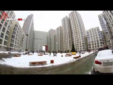 Трехкомнатная квартира 97м2 Московская область г.Одинцово ул.Мажайское шоссе 122