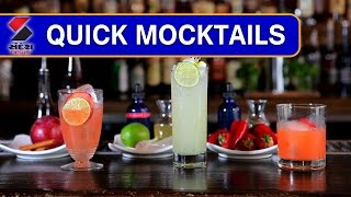 Quick Mocktails Special Episode Khana Khazana