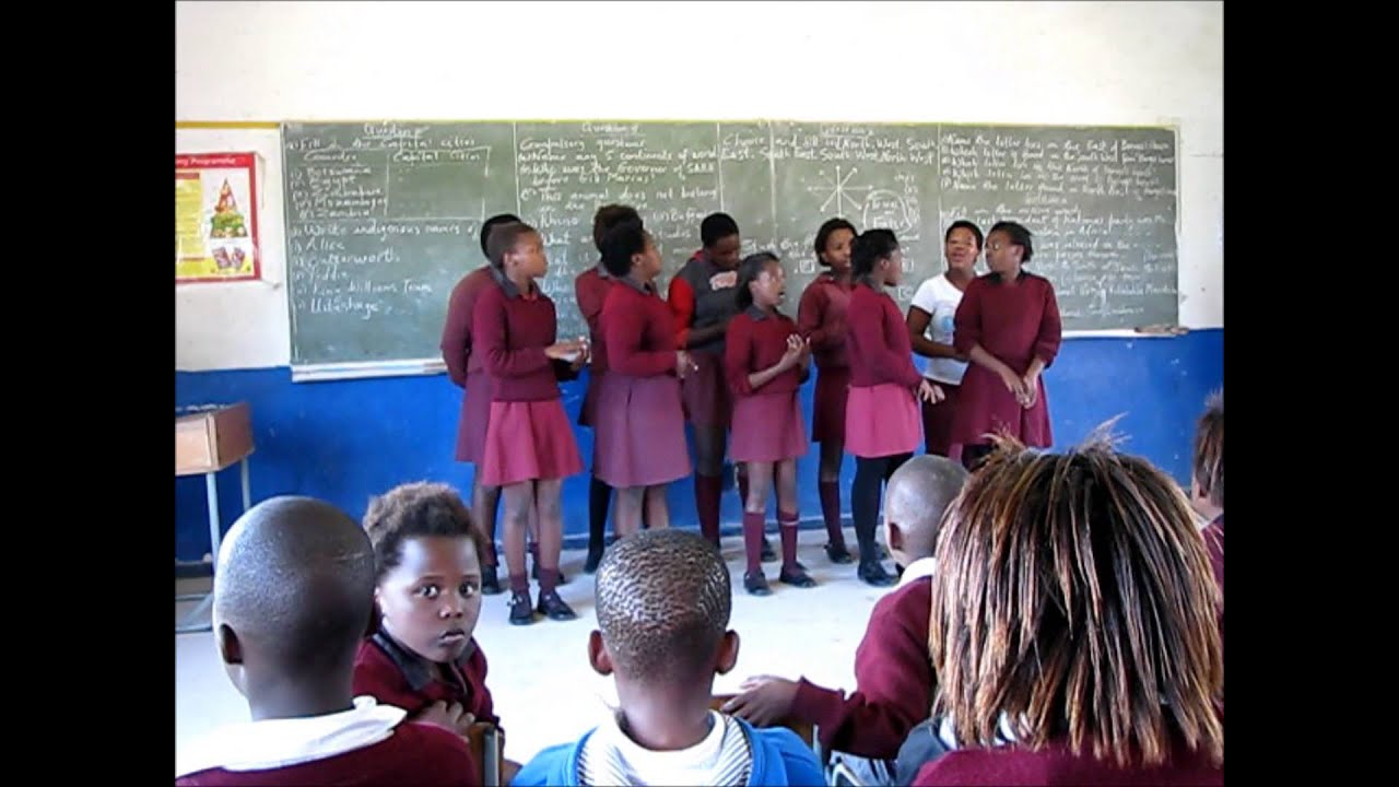 Bulugha School Girls Choir - Cintsa - South Africa - Youtube-7316