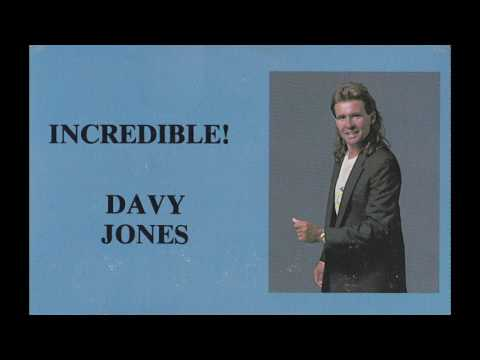 Davy Jones INCREDIBLE full album