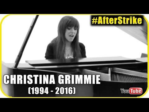 CHRISTINA GRIMMIE A Eterna zeldaxlove64 - Homenagem