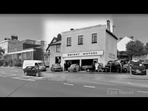 Farnham Surrey Then And Now