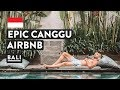 CANGGU ACCOMMODATION TOUR - OUR FAV! | Vassani Stay | Bali Travel Vlog