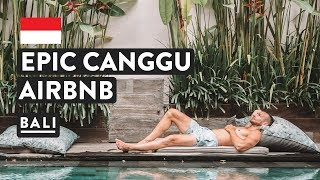 Gambar cover CANGGU ACCOMMODATION TOUR - OUR FAV! | Vassani Stay | Bali Travel Vlog