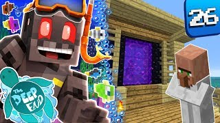 Minecraft The Deep End SMP Episode 26: Race Mended