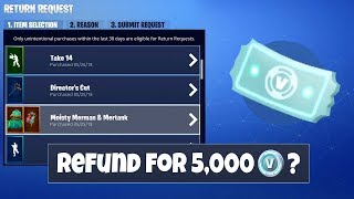 How to Refund Skins in Fortnite: Battle Royale