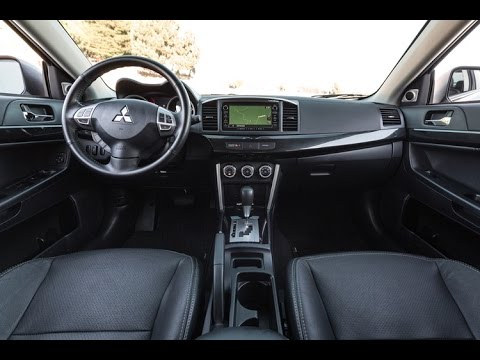 2016 Mitsubishi Lancer GT Interior ...