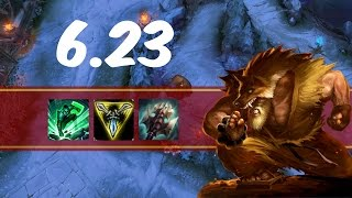 Udyr Jungle Patch 6.23 - Pre-Season 7 | Trinity Rush Build | Full Gameplay Commentary