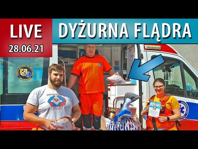 LIVE ➤ Szpital Wejherowo - Morska Edukacja Pluszakowa