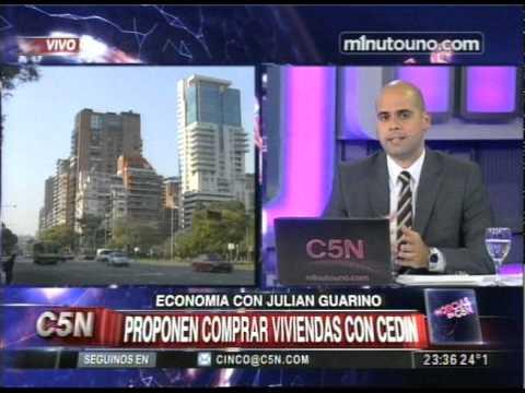 C5N - ECONOMIA: COLUMNA DE JULIAN GUARINO
