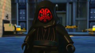 LEGO Star Wars: The Complete Saga 100% Guide #6 - Darth Maul (All Minikits)