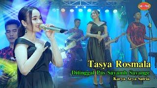 Tasya Rosmala - Ditinggal Pas Sayang Sayange (Thonata)[OFFICIAL]