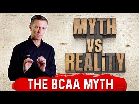 Branched Chain Amino Acids (BCAA) Do NOT Make Muscle