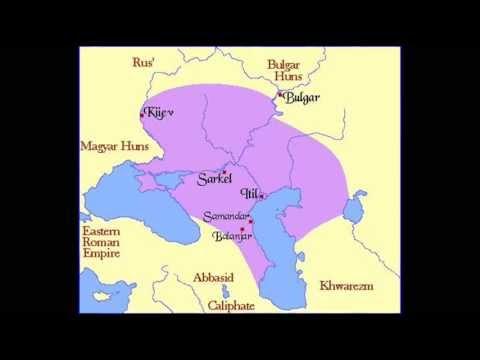 Who where the Khazars?