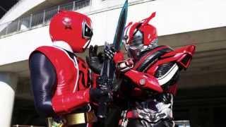 手裏剣戦隊ニンニンジャーVS仮面ライダードライブ春休み合体1時間スペシャル