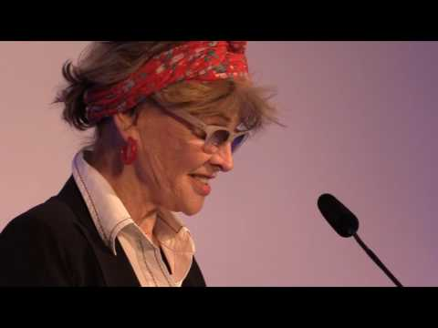 Julie Christie lee a Neruda en Hay Festival Segovia