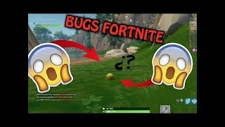 Fortnite's weirdest bug!!!