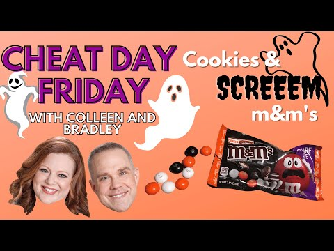 Cheat Day Friday: Cookies & Screeem M&Ms