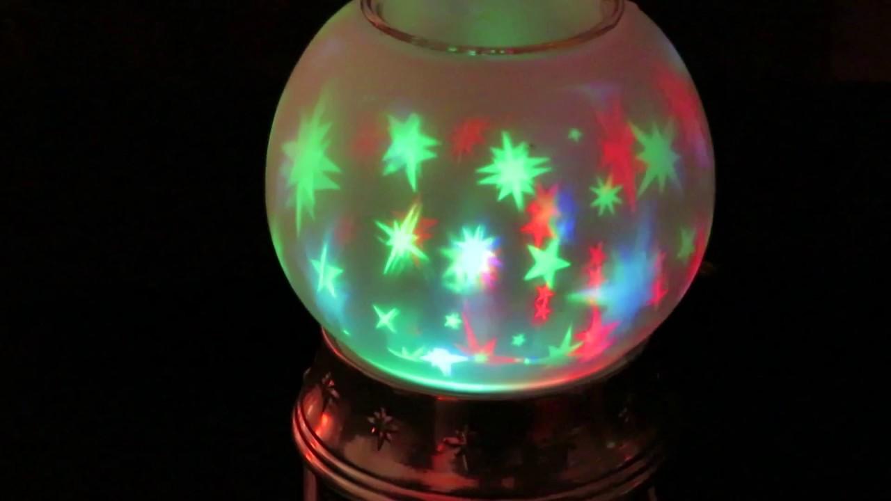 Partylite Duftlampe Schneetreiben P92555e Partylit Lampe 2018