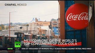 Mexicola: Diabetes spike in town where Cola used as drinking water, currency & religious offerin