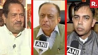 Ghanshyam Tiwari, Majeed Memon And Indresh Kumar React To #SabarimalaPolitics