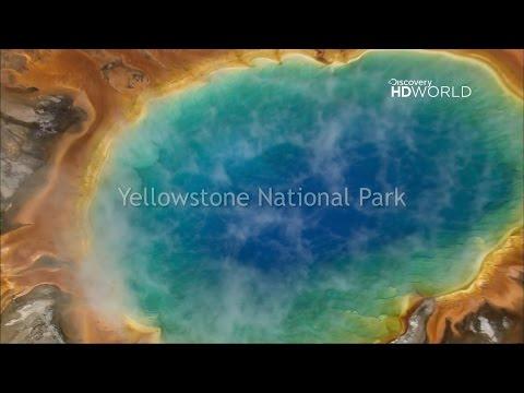 Discovery HD World 從高空看天下 第4季 第7集 黃石國家公園 Yellowstone National Park