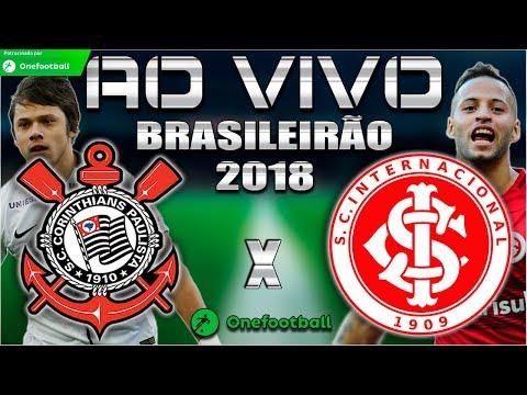Corinthians 1x1 Internacional   Sport 0x1 Palmeiras   Brasileirão   Parciais Cartola   26ª Rodada